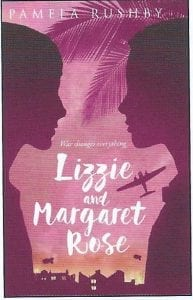 Book Cover Lizzie and Margaret Rose by Pamela Rushby