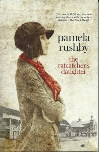 Book Cover for The Ratcatcher's Daughter by Pamela Rushby