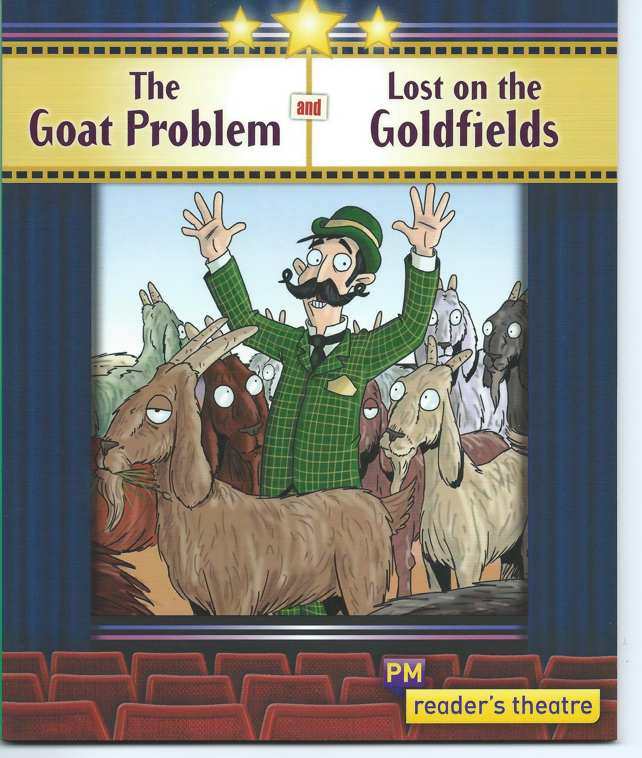 The Goat Problem and Lost on the Goldfields