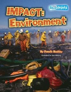 Book Cover of IMPACT: ENVIRONMENT by Pamela Rushby