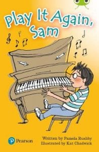 Book Cover of Play It Again, Sam by Pamela Rushby